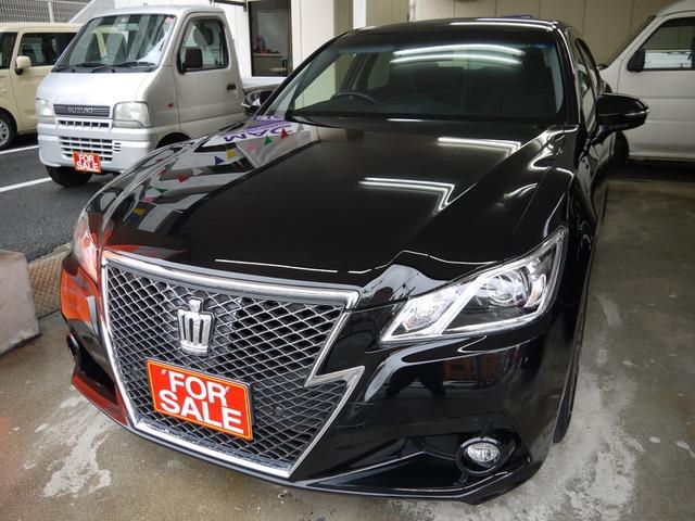 「トヨタ」「クラウンアスリート」「セダン」「兵庫県」の中古車
