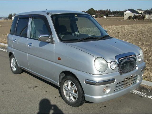 「スバル」「プレオネスタ」「コンパクトカー」「栃木県」の中古車