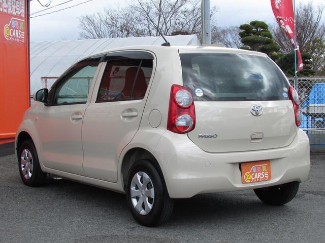 「トヨタ」「パッソ」「コンパクトカー」「滋賀県」の中古車