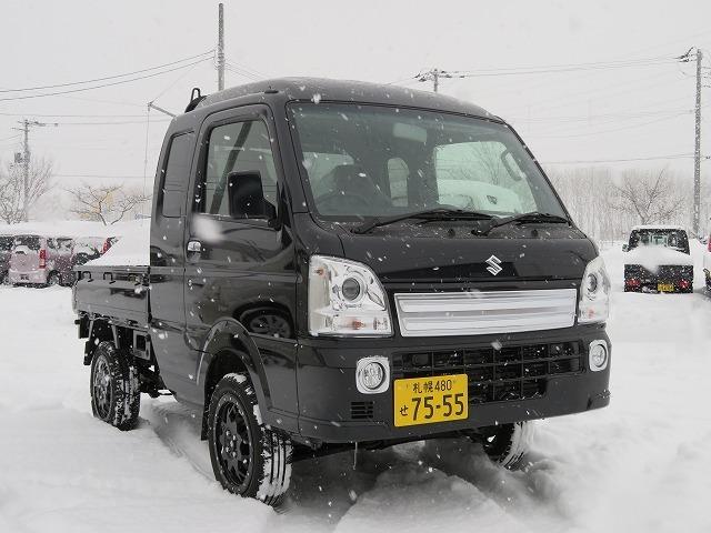 「スズキ」「キャリイ」「トラック」「北海道」の中古車