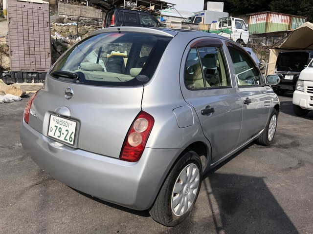 「日産」「マーチ」「コンパクトカー」「福岡県」の中古車