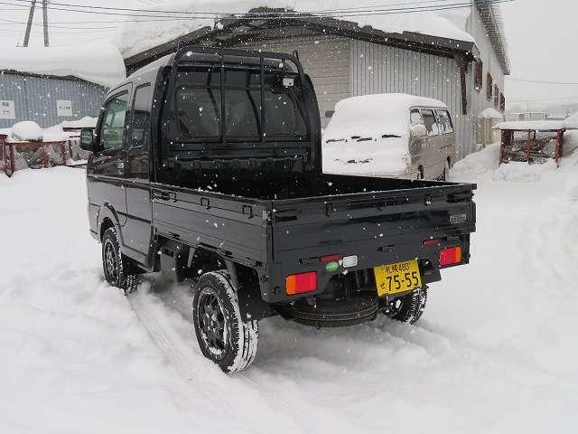 「スズキ」「キャリイ」「トラック」「北海道」の中古車5