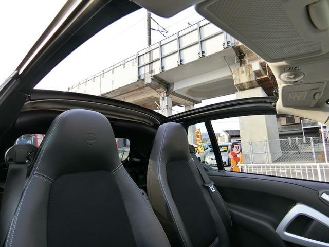 「スマート」「スマートフォーツーカブリオ」「オープンカー」「岡山県」の中古車
