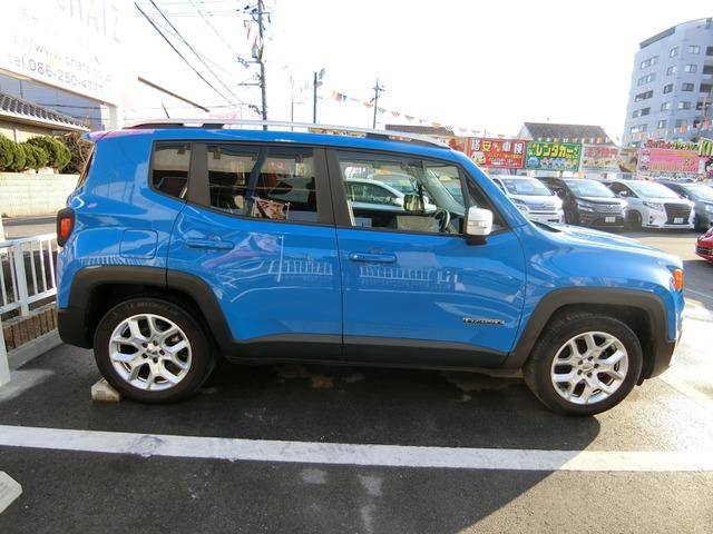 「ジープ」「レネゲード」「SUV・クロカン」「岡山県」の中古車4
