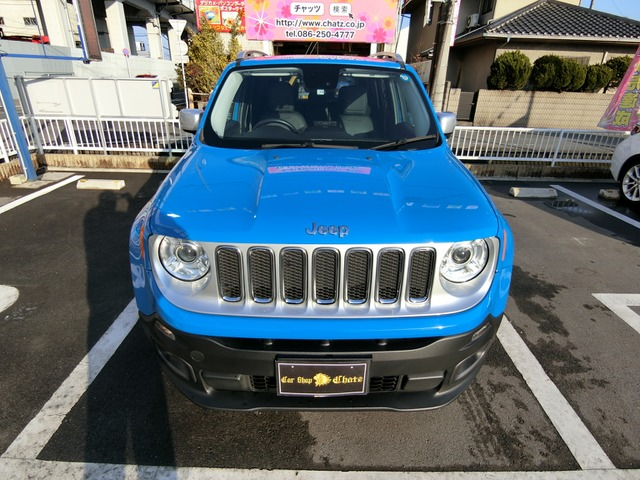 「ジープ」「レネゲード」「SUV・クロカン」「岡山県」の中古車2
