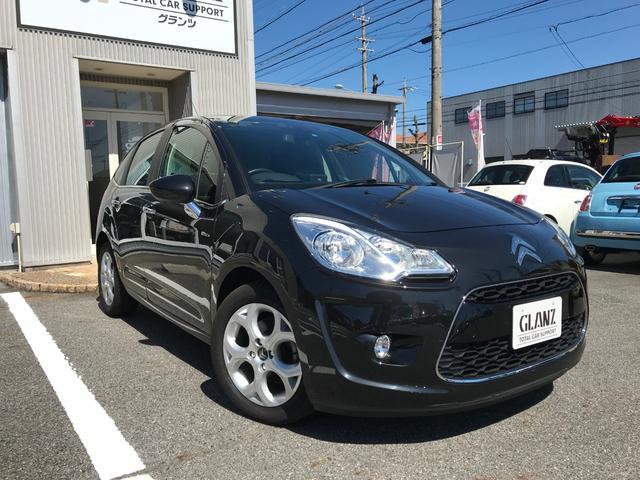 「シトロエン」「C3」「コンパクトカー」「愛知県」の中古車3