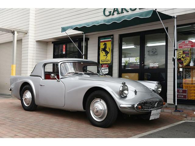 「デイムラー」「SP 250」「オープンカー」「奈良県」の中古車