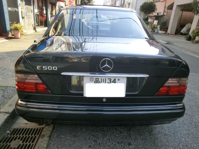 「メルセデスベンツ」「E500」「セダン」「東京都」の中古車7