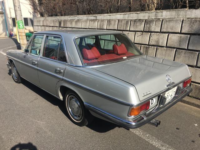 「メルセデスベンツ」「280」「セダン」「東京都」の中古車6