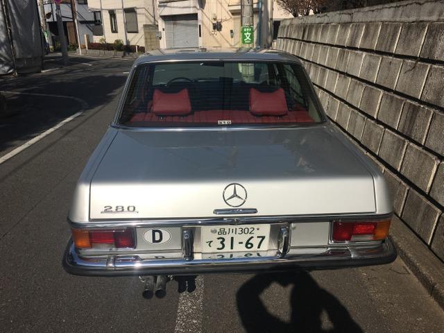 「メルセデスベンツ」「280」「セダン」「東京都」の中古車7