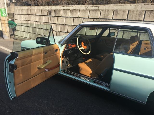 「メルセデスベンツ」「280CE」「クーペ」「東京都」の中古車4