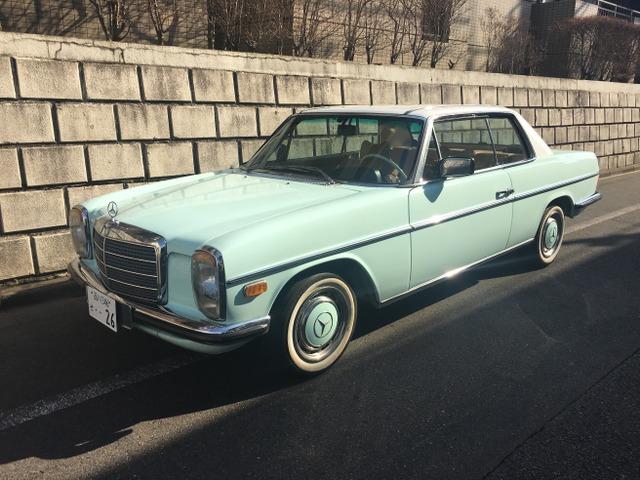 「メルセデスベンツ」「280CE」「クーペ」「東京都」の中古車