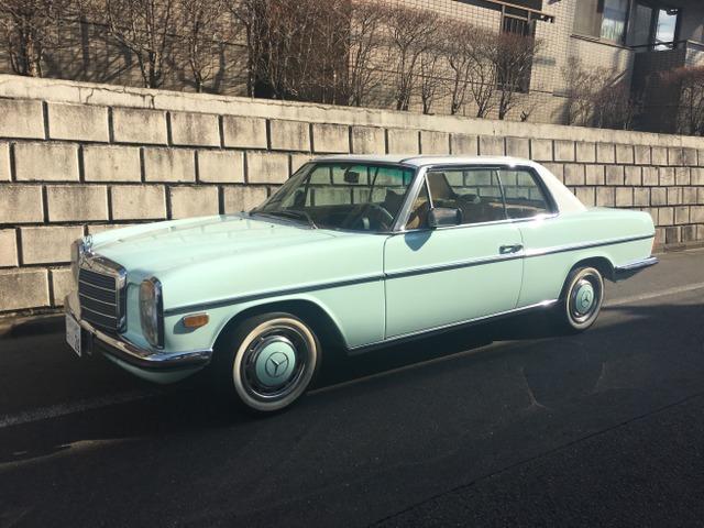 「メルセデスベンツ」「280CE」「クーペ」「東京都」の中古車10