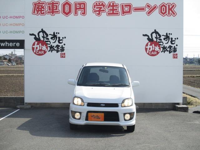 「スバル」「プレオ」「コンパクトカー」「愛知県」の中古車3