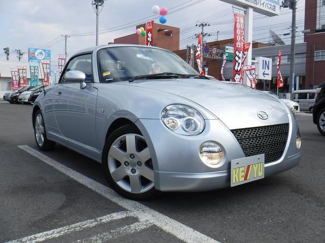 「ダイハツ」「コペン」「オープンカー」「山形県」の中古車