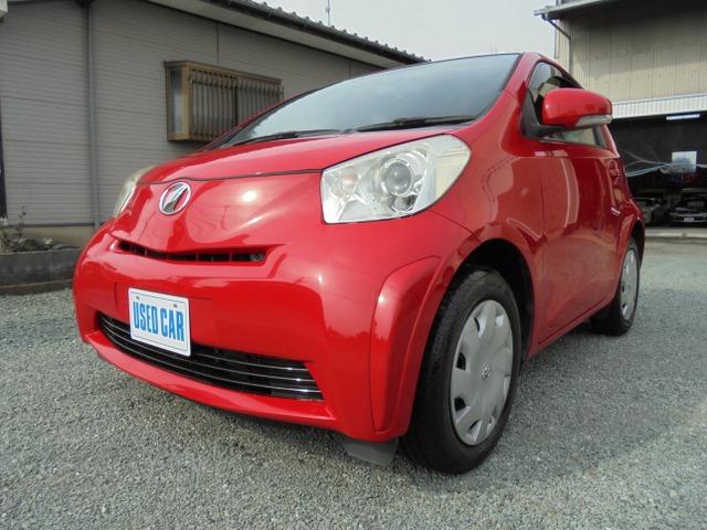 「トヨタ」「iQ」「コンパクトカー」「福岡県」の中古車5