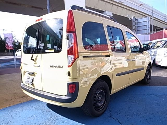 「ルノー」「カングー」「コンパクトカー」「埼玉県」の中古車9