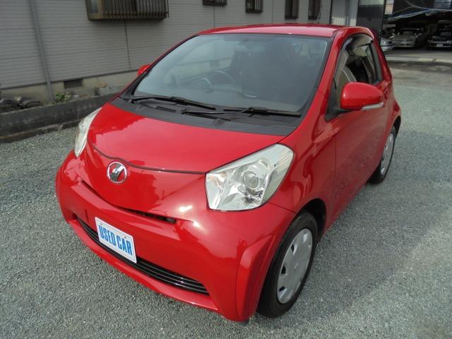 「トヨタ」「iQ」「コンパクトカー」「福岡県」の中古車6