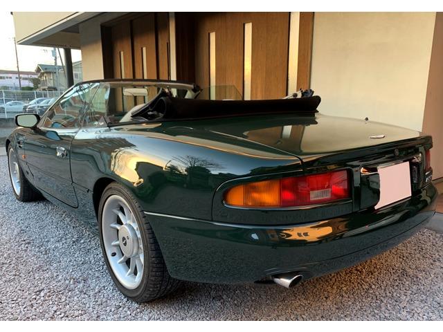 「アストンマーティン」「DB7ヴォランテ」「オープンカー」「神奈川県」の中古車4