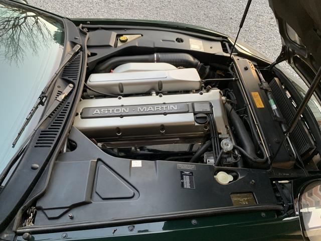 「アストンマーティン」「DB7ヴォランテ」「オープンカー」「神奈川県」の中古車10