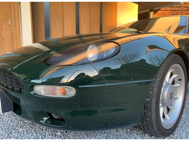 「アストンマーティン」「DB7ヴォランテ」「オープンカー」「神奈川県」の中古車5