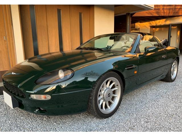 「アストンマーティン」「DB7ヴォランテ」「オープンカー」「神奈川県」の中古車3