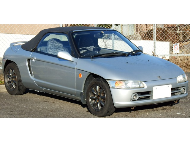「ホンダ」「ビート」「オープンカー」「愛知県」の中古車