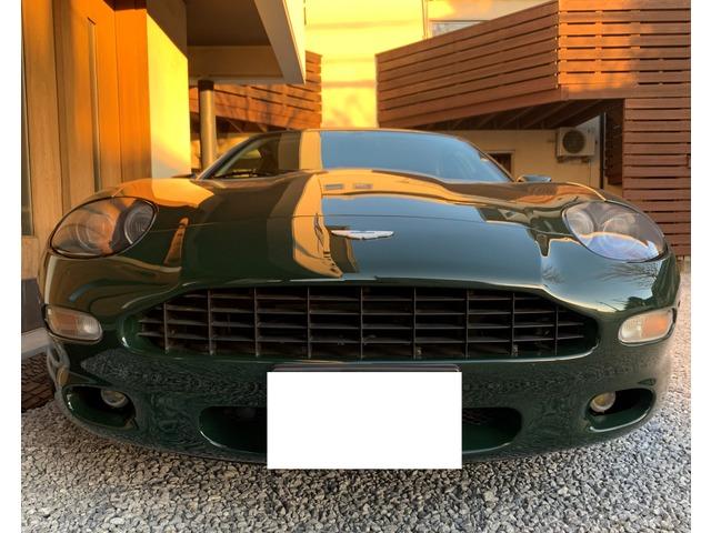 「アストンマーティン」「DB7ヴォランテ」「オープンカー」「神奈川県」の中古車7