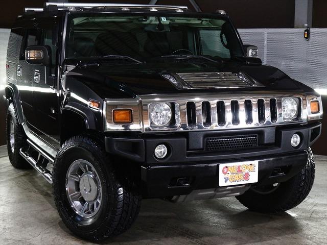 「ハマー」「H2」「SUV・クロカン」「愛知県」の中古車