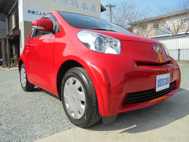 「トヨタ」「iQ」「コンパクトカー」「福岡県」の中古車
