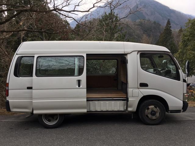 「トヨタ」「ダイナルートバン」「商用車」「静岡県」の中古車5