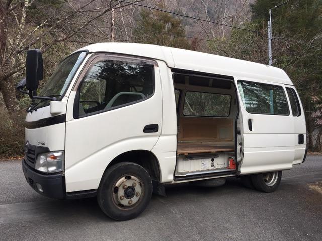 「トヨタ」「ダイナルートバン」「商用車」「静岡県」の中古車9