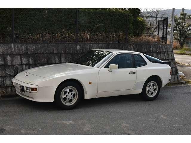 「ポルシェ」「944」「クーペ」「奈良県」の中古車5