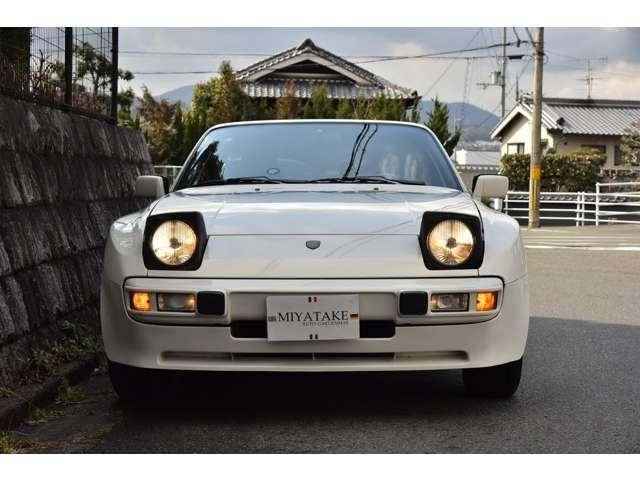 「ポルシェ」「944」「クーペ」「奈良県」の中古車8