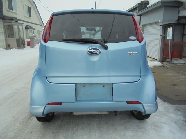 「スバル」「R2」「コンパクトカー」「北海道」の中古車8