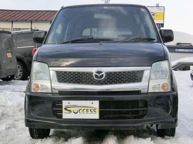 「マツダ」「AZ-ワゴン」「コンパクトカー」「北海道」の中古車2