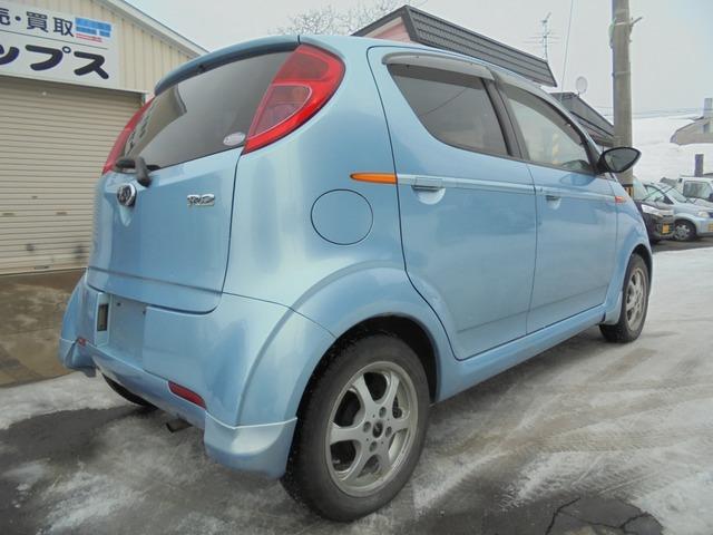 「スバル」「R2」「コンパクトカー」「北海道」の中古車3