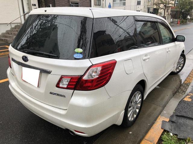 「スバル」「エクシーガ」「ミニバン・ワンボックス」「東京都」の中古車8