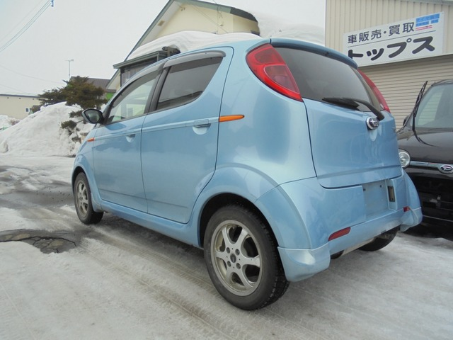 「スバル」「R2」「コンパクトカー」「北海道」の中古車6