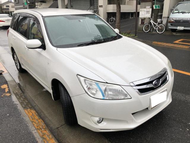 「スバル」「エクシーガ」「ミニバン・ワンボックス」「東京都」の中古車4