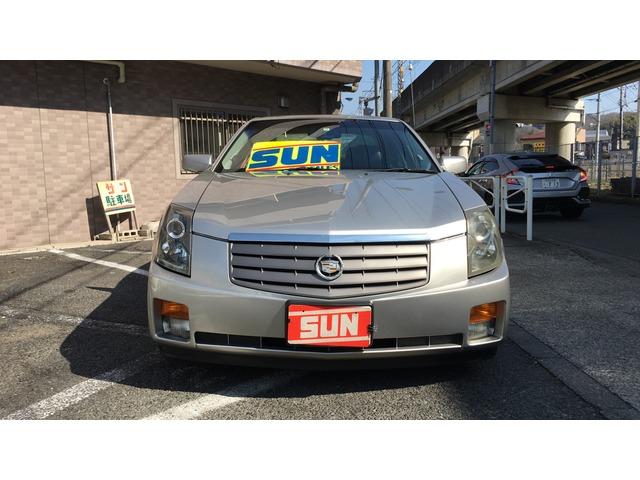 「キャデラック」「CTS」「セダン」「東京都」の中古車