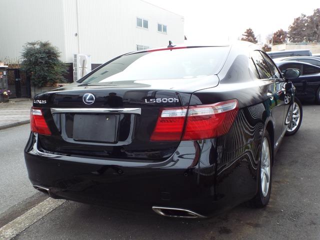 「レクサス」「LS600h」「セダン」「神奈川県」の中古車3