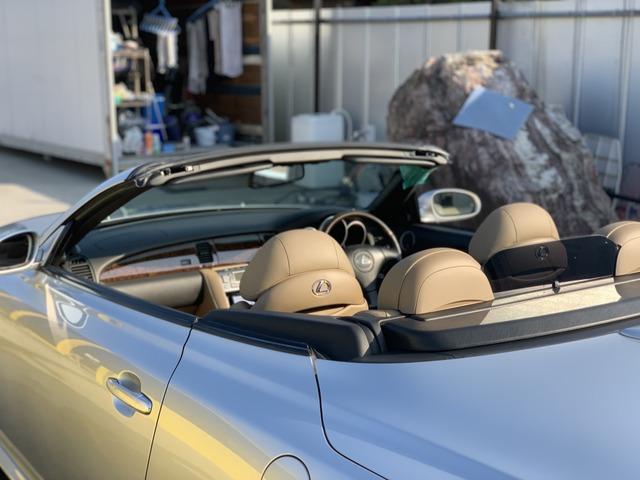 「レクサス」「SC430」「オープンカー」「千葉県」の中古車