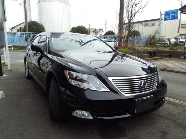「レクサス」「LS600h」「セダン」「神奈川県」の中古車5