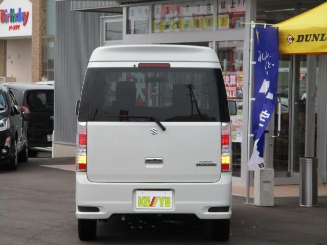 「スズキ」「エブリイワゴン」「軽自動車」「富山県」の中古車3