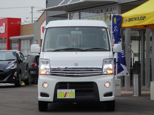 「スズキ」「エブリイワゴン」「軽自動車」「富山県」の中古車2
