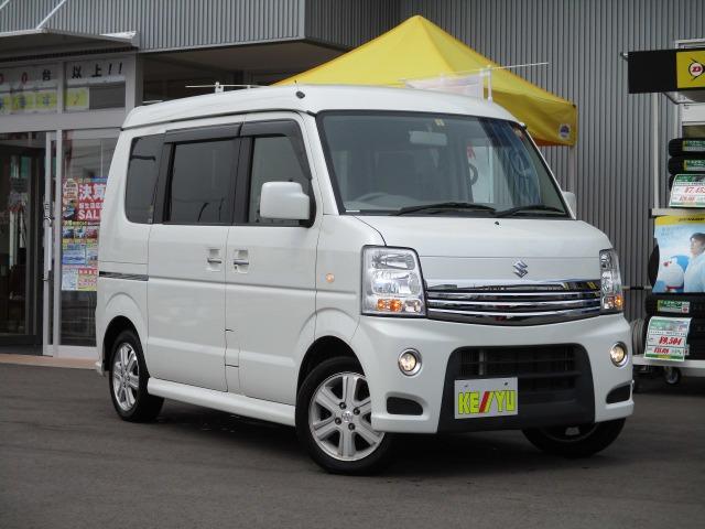 「スズキ」「エブリイワゴン」「軽自動車」「富山県」の中古車6