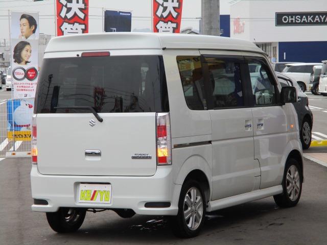 「スズキ」「エブリイワゴン」「軽自動車」「富山県」の中古車7