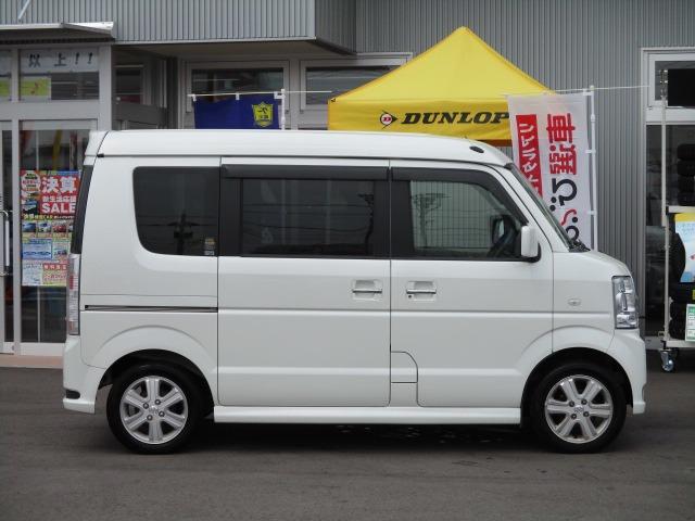 「スズキ」「エブリイワゴン」「軽自動車」「富山県」の中古車4