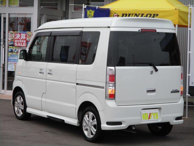 「スズキ」「エブリイワゴン」「軽自動車」「富山県」の中古車8